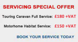 servicing special offer